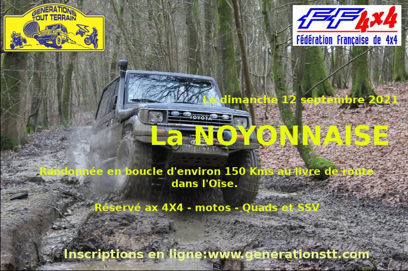 La Noyonnaise @ Oise